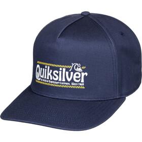 Quiksilver Wrangled Up Cap Men majolica blue